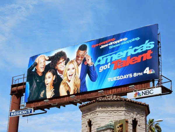 America's Got Talent season 10 billboard