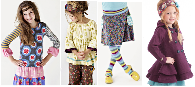 Enter to win a $50 gift card to Matilda Jane Clothing. Ends 2/1.