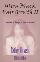 Ultra Black Hair Growth II de Cathy Howse en 7 grandes lignes