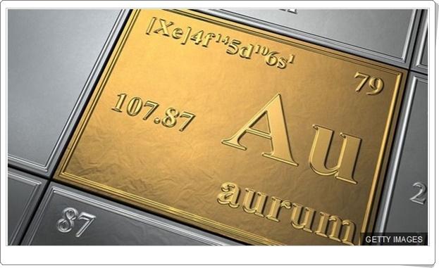 """""""¿Por qué el oro estaba químicamente destinado a ser dinero?"""""""