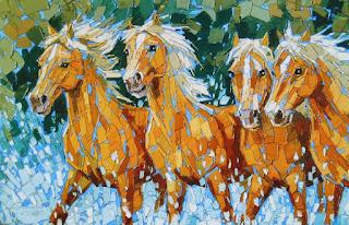 Pintores Famosos Cuadros Caballos