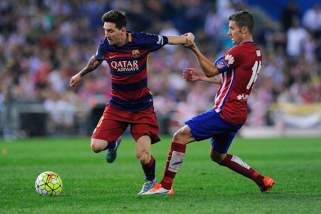 Berikut Link Streaming antara Barcelona vs Atletico Madrid :
