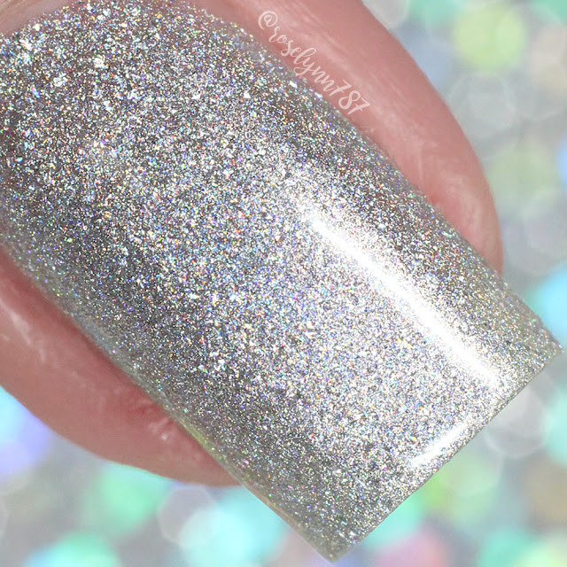 Grace-Full Nail Polish - Holo Heroine