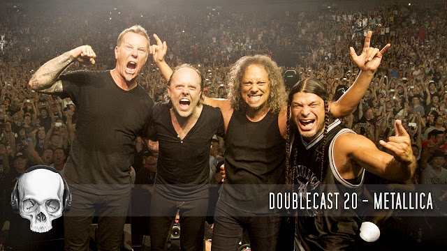 doublecast podcast metallica james hetfield lars ulrich kirk hammet robert trujilo metfamily