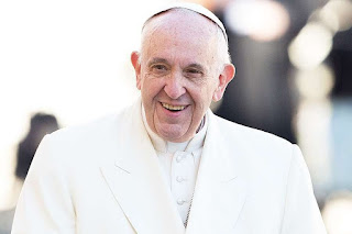 Pope Francis Tells Gay Man 'God Made You Like This And Loves You Like This'