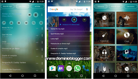 Mp3 Player para Android