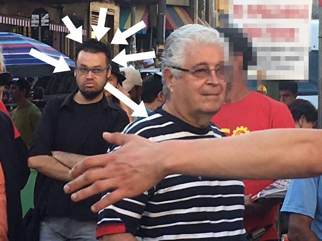 Roberto Requião apoia Lula em manifestação, em Curitiba, onde o ex-presidente prestou depoimento pela 2ª vez ao juiz Sérgio Moro.