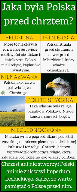 Chrzest Polski, państwo Mieszka I, historia, Słowianie, religie, chrześcijaństwo, pogaństwo
