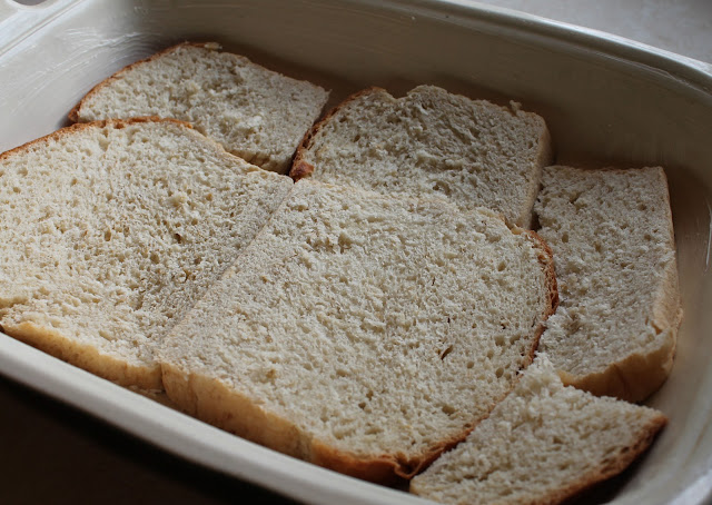 The Bread for the French Toast