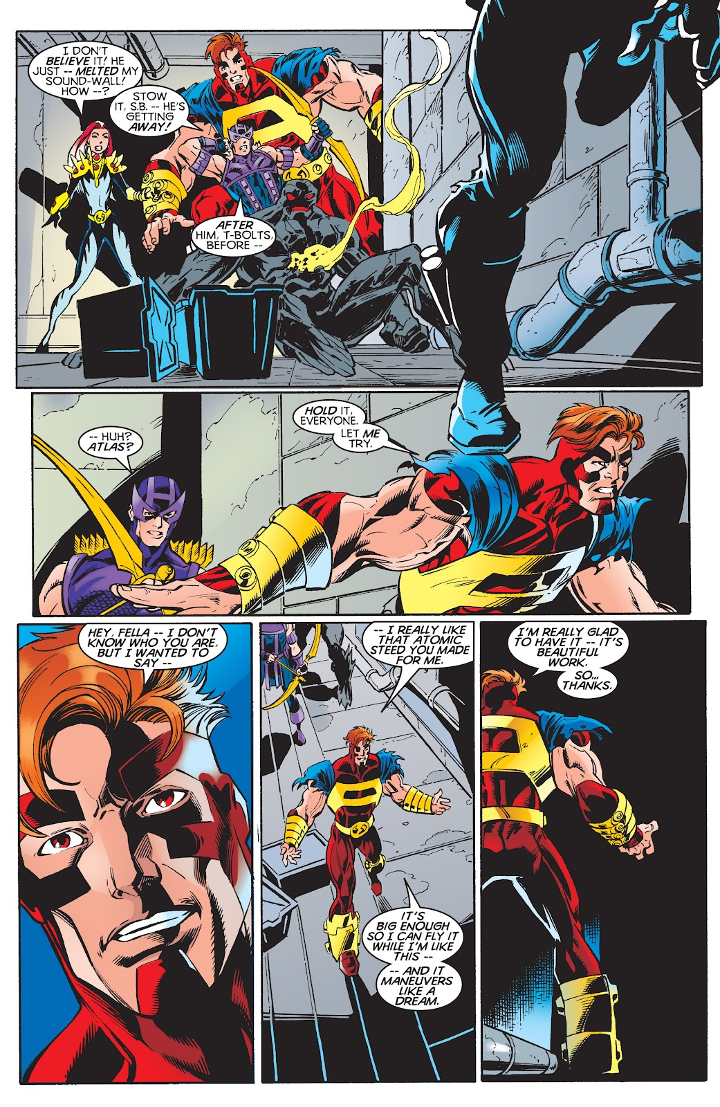 Read online Hawkeye & The Thunderbolts comic -  Issue # TPB 1 (Part 3) - 59