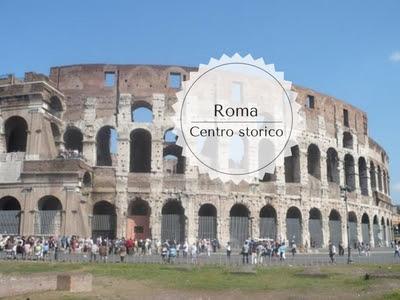 cosa vedere nel centro storico di Roma tra i siti UNESCO: il colosseo