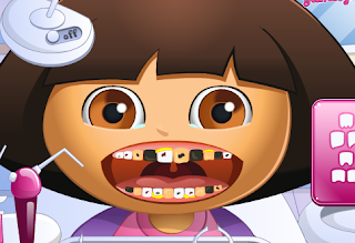 Play Dora Tooth Problems Nick Game Play Nick Games