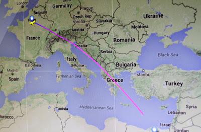 Egyiptom, EgyptAir, flightradar, repülőgép szerencsétlenség, EgyptAir crash, MS804