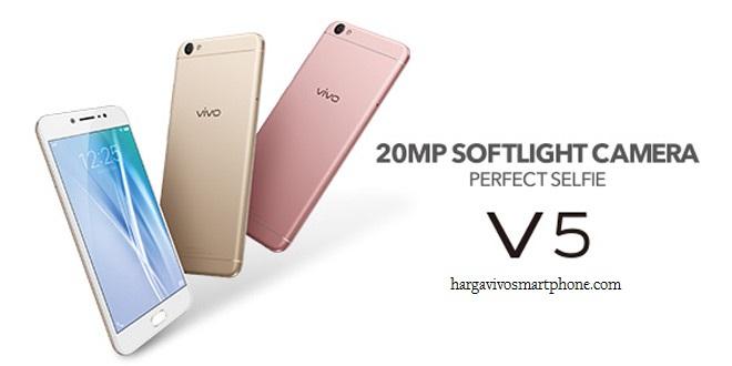 Review Harga HP VIVO V5 dan Spesifikasinya, Smartphone Android Terbaru Oktober 2017