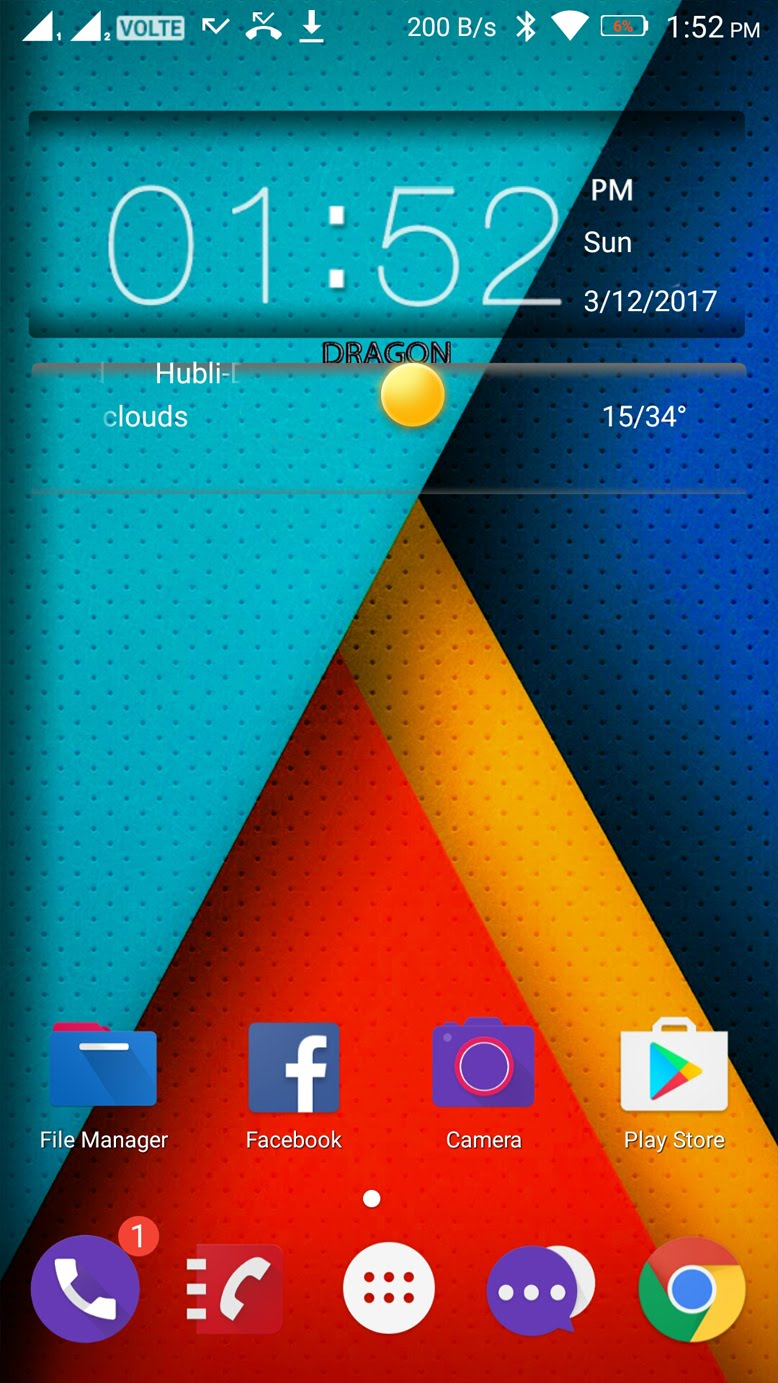 Awesome Theme for Lenovo K4 note by ME