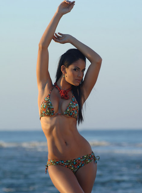 Hot girls Johanna Solano sexy Miss Costa Rica 4