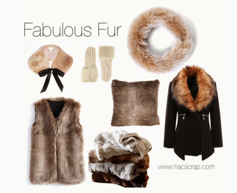 Fabulous Fur Pieces to Add to Your Wardrobe