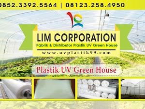 Pabrik Plastik UV (Ultra Violet) Greenhouse Cap Hercules