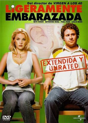 Ligeramente Embarazada (2007) [BRrip 1080p] [Latino] [Comedia]