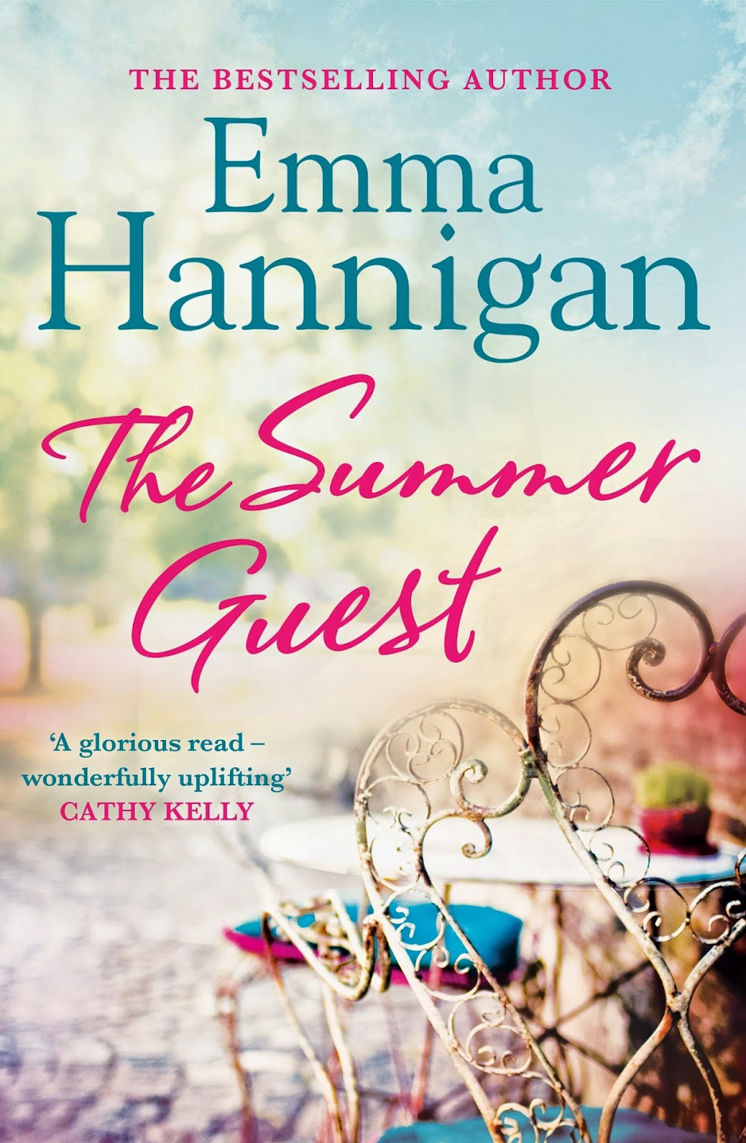 "Blog Tour: ""The Summer Guest"" by Emma Hannigan {+ Emma's Writing Tips!}"