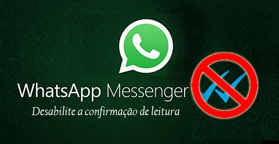 Truque revela como ver mensagens do Whatsapp sem ficar marcado como lido