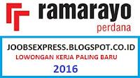 Lowongan Pekerjaan Baru Kasir dan Sales di Bogor PT Ramarayo Perdana