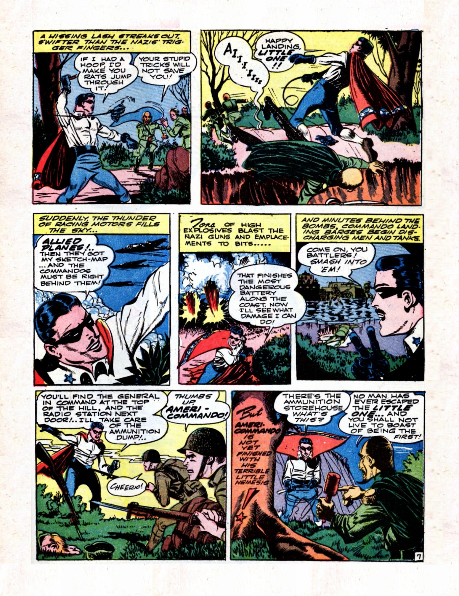 Read online Action Comics (1938) comic -  Issue #57 - 45