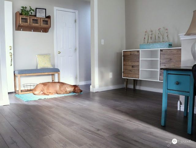 affordable Laminate flooring for your home