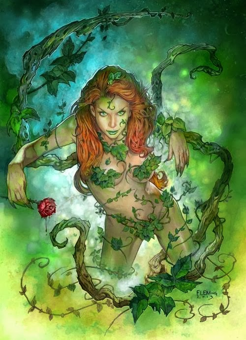 Poison Ivy - Tom Fleming