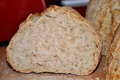 Pane di farro dei Piceni Giro del mondo in 80 pani-ingrediente perduto
