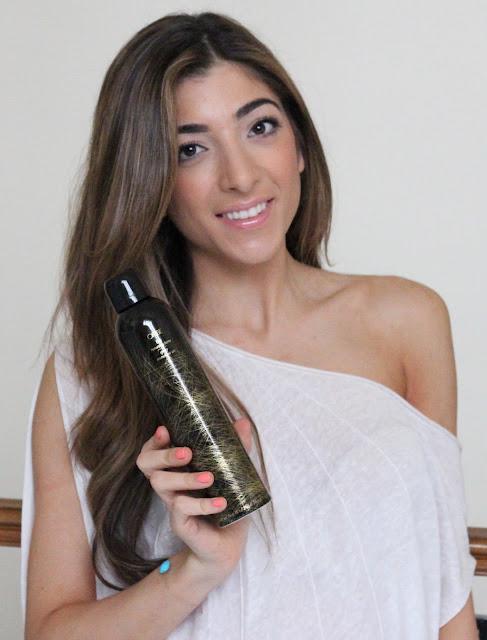 Trish McEvoy Recommends: Oribe Dry Texturising Spray