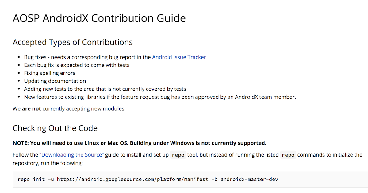 Android Developers Blog: AndroidX Development is Now Even Better