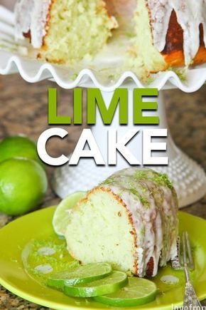 Lime lovers won't be able to get enough of this delicious lime cake! This easy cake recipe starts with a cake mix, but gets a makeover thanks to additional ingredients!