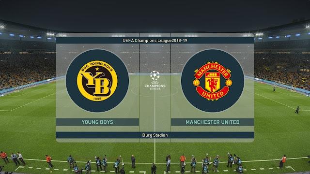 Perdiksi UEFA Liga Champion Eropa Young Boys vs Manchester United 20 September 2018 Pukul 02.00 WIB