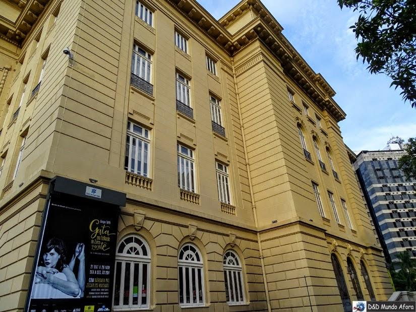 Centro Cultural Banco do Brasil BH