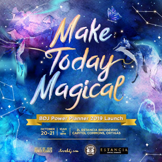 Adventures of a Diva Princess: Make Today Magical: BDJ 2019 Launch Weekend