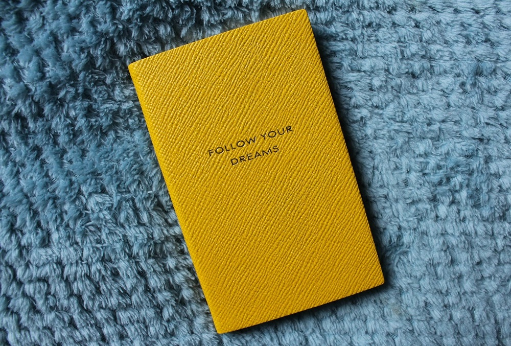 SMYTHSON AGENDA NOTEBOOK