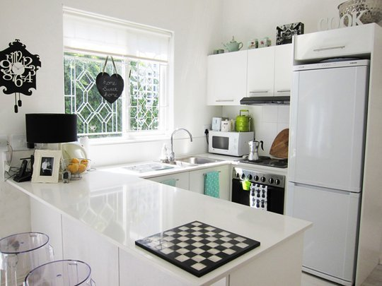 Dapur Minimalis Ukuran Kecil