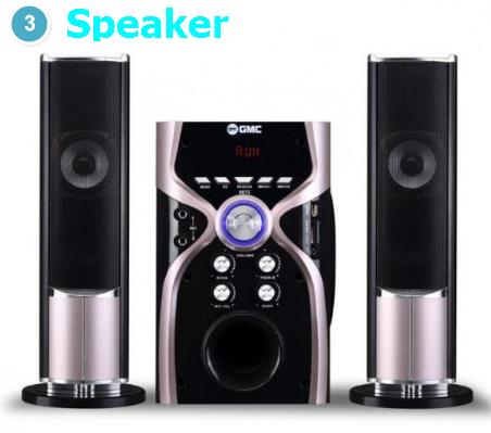 Perangkat Output Speaker
