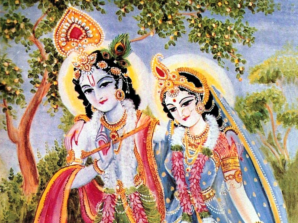 to radha krishna wallpapers - photo #27