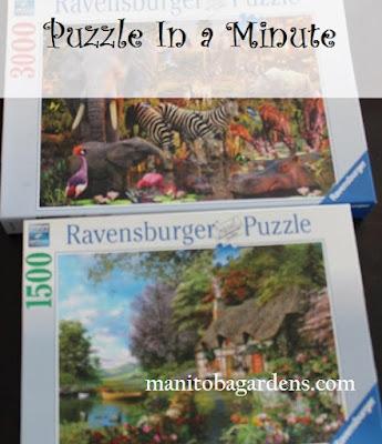Cottage Garden Puzzle
