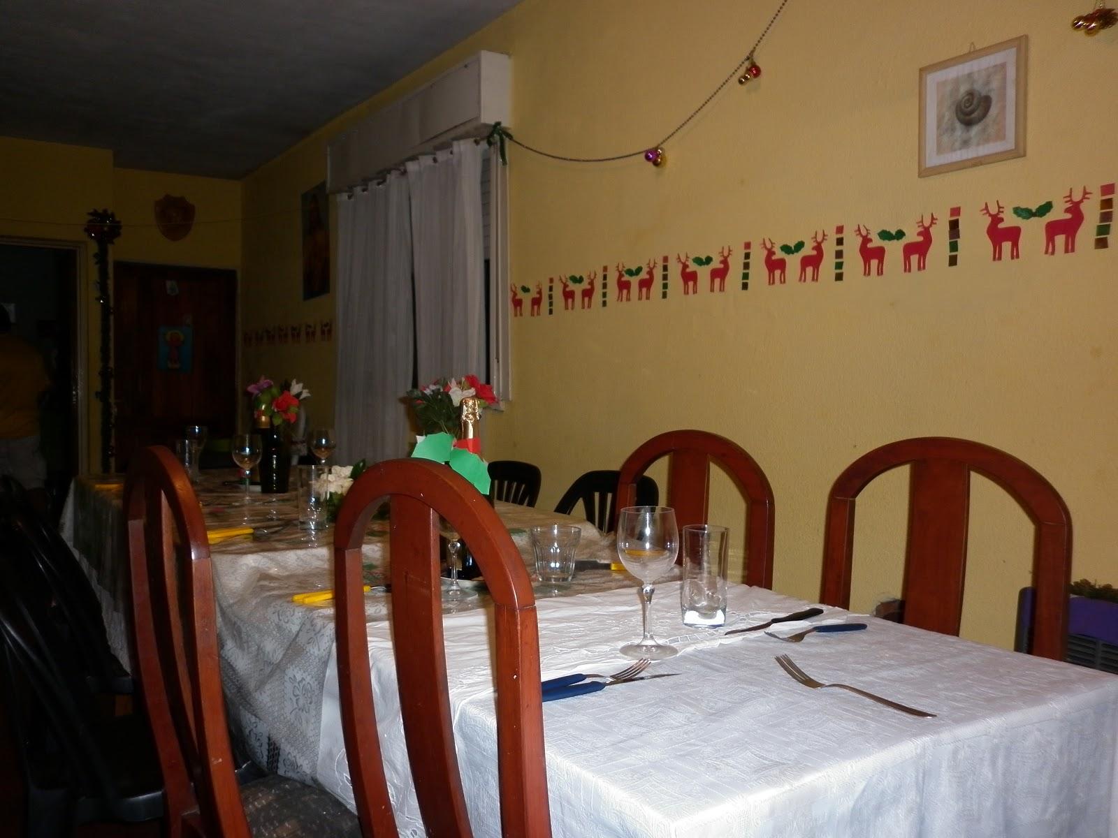 Mis moldes y mas para decorar la casa en navidad con su for Decorar casa minimalista navidad