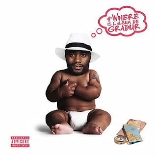 Gradur – Where Is L'album De Gradur (2016) [CD] [FLAC]
