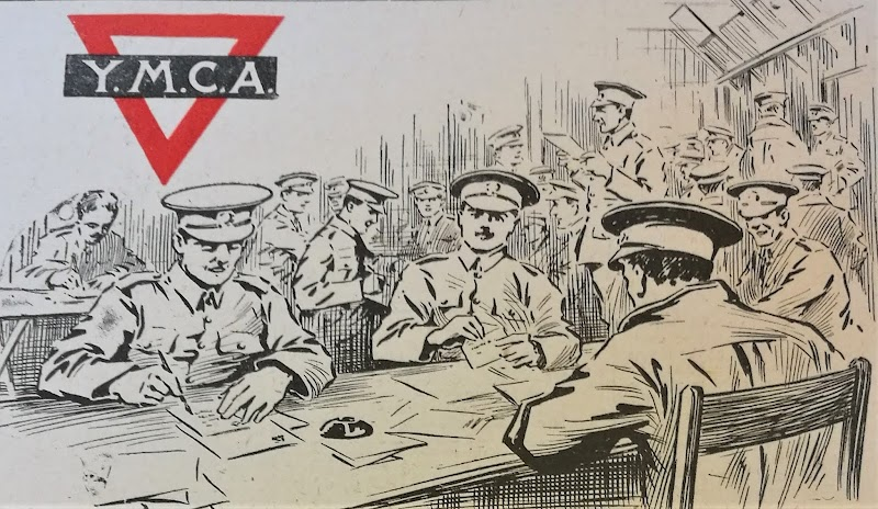 'Serving the Mind, Body and Spirit: The YMCA's First World War Mission