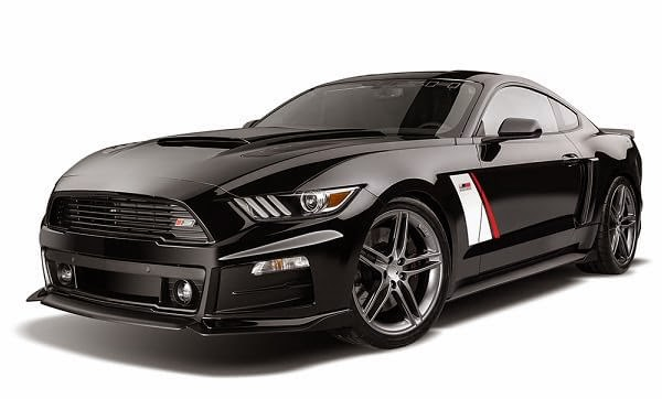 Ford Mustang by Roush Performance Stage 3