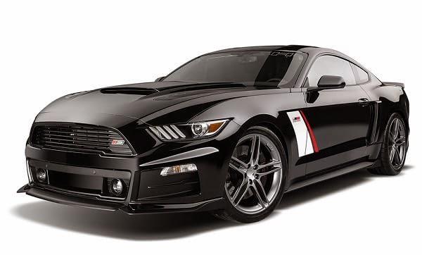 Roush Performance ya vende el Stage 3 para el Ford Mustang (vídeo)