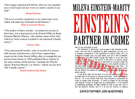 Mileva Einstein-Marity Einstein's Partner in Crime
