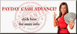 Payday Cash Advances