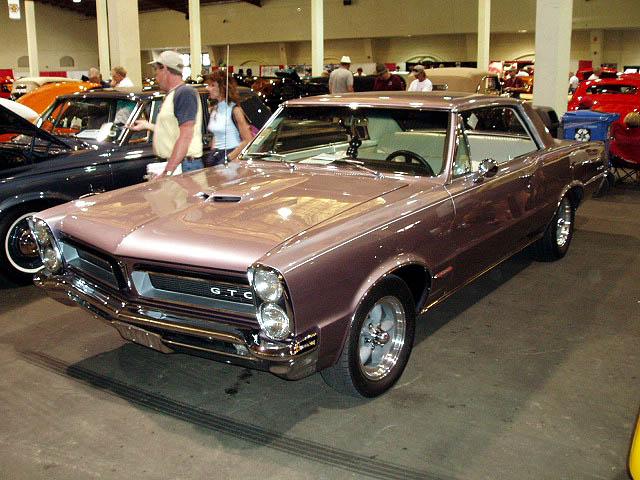1965 Pontiac Gto Muscle Car