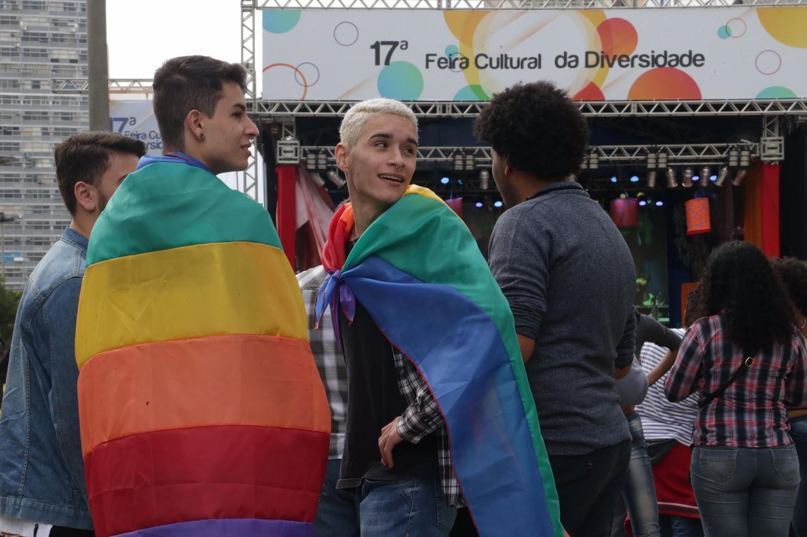 A importância da Feira Cultural LGBT de SP para a divulgação da arte queer